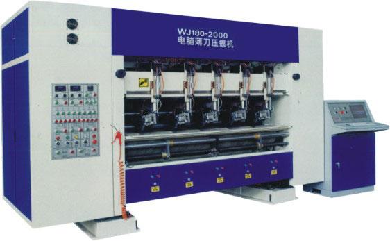 Slitter automático con CNC