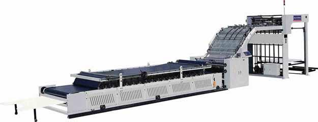 Montadora-Laminadora Automática Modelo GSL-1450