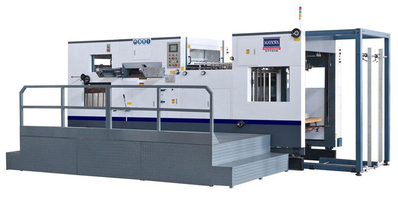 Troqueladora automática Modelo MY-1060